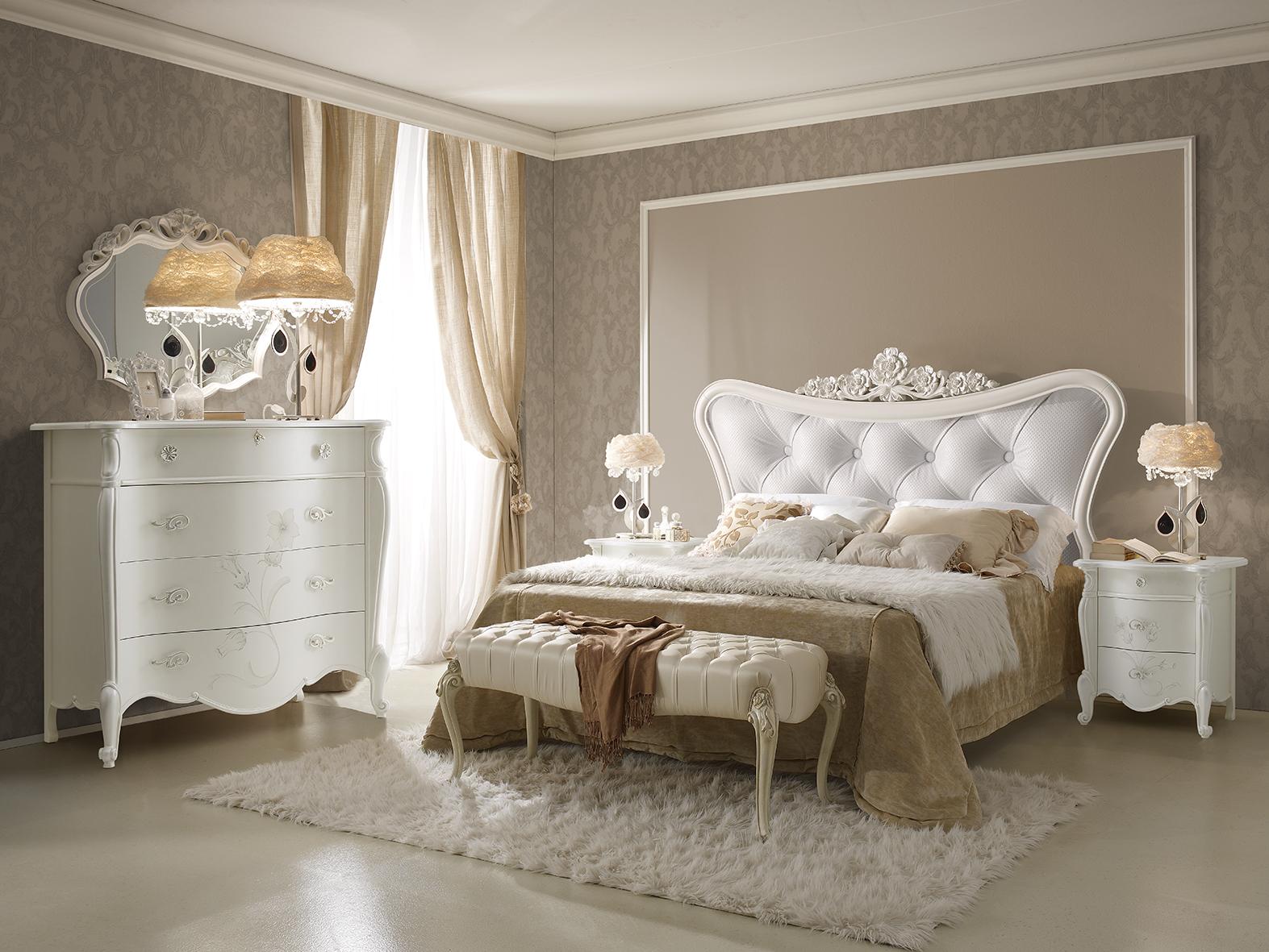 camera da letto  classica  vsn arredamenti catania